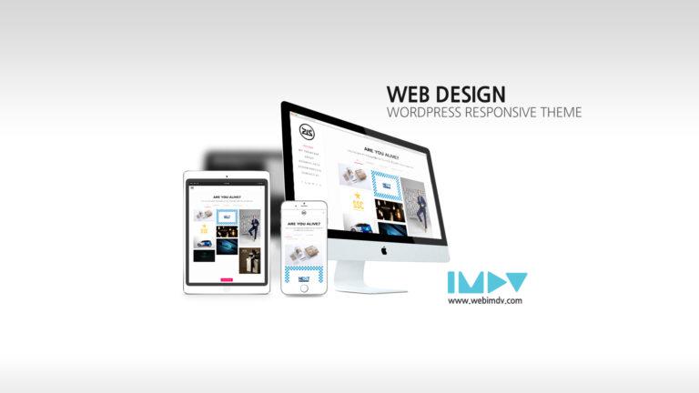 디자인215 – 워드프레스 홈페이지 제작